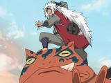 Naruto - Episódio 53: Após Muito Tempo: Jiraiya Retorna!