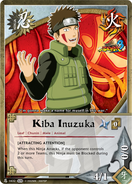 Carta Naruto Storm 3 Kiba