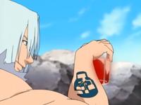 Droga de Orochimaru