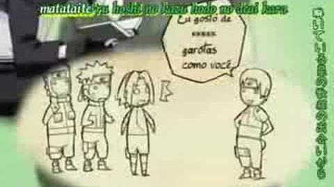 Kimi Monogatari - Naruto shippuuden