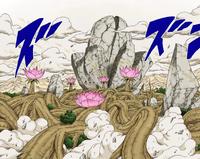 Liberação de Madeira Advento de um Mundo de Árvores Florescentes (Mangá Colorido)