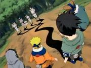 Shikamaru prende o Quarteto do Som