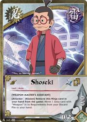 Shoseki Carta