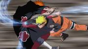 Naruto derrota al Camino Deva