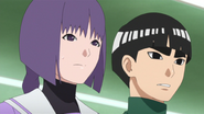 Sumire e Maetal Lee repreendidos por Shino