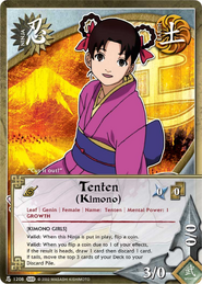 Tenten (Kimono)