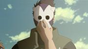 Máscara ANBU de Rō