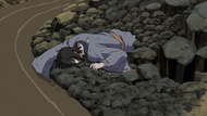 Utakata es derrotado por Pain