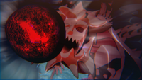 Bola da Besta com Cauda (Isobu - Game)