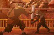 Kuu vs Akatsuchi