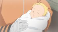 Boruto de bebé