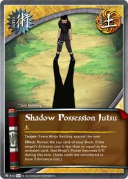 Jutsu Posesión de Sombra WoW