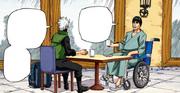 Kakashi visita Guy