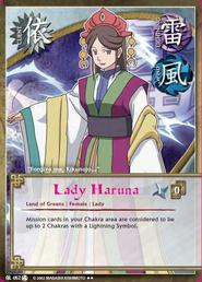 Princesa Haruna BP