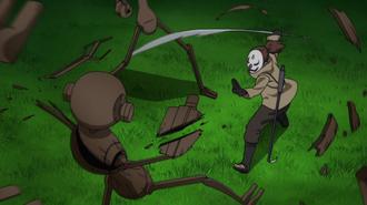 Araya's Kenjutsu