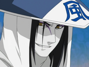 Orochimaru as Kazekage