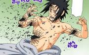 Sasuke Desintegrando Mangá