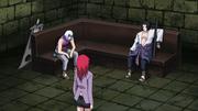 Sasuke procura por Karin