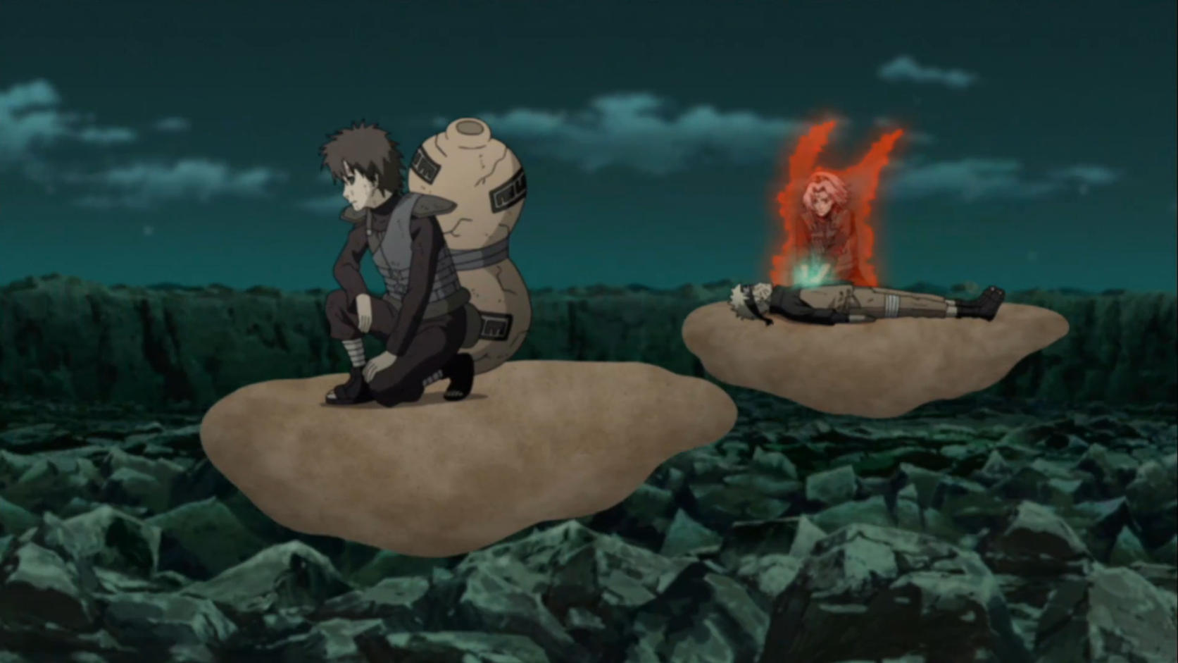 On the Brink of Death | Narutopedia | FANDOM powered by Wikia
