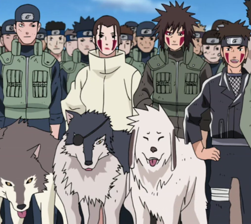 Inuzuka Clan Narutopedia Fandom Powered By Wikia