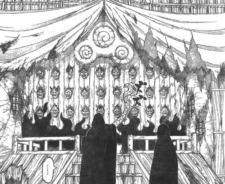 Imagen - Templo de Mascaras del Clan Uzumaki.png   Naruto Wiki ...