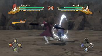 Nagato attacks…