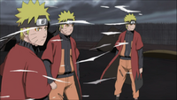 Técnica Clones das Sombras (Naruto-Filme)