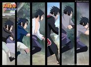 Uchiha sasuke the path to darkness by apostoll-d5mik8g