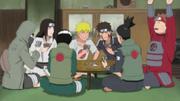 Apartamento de Naruto - La improvisada Sala de Naruto