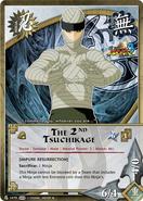 Carta Naruto Storm 3 Segundo Tsuchikage