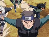 Cuarta versión de Chaleco táctico de Takigakure mostrado en el anime