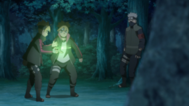 Kakashi Training Boruto