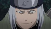 Mizuki provoca Naruto