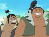 Naruto - Episódio 144: Um Novo Esquadrão! Duas Pessoas e um Cachorro?!