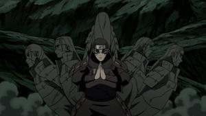 Jutsu Clon de Madera Anime