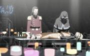 Maroi y Mui con Naruto secuestrado