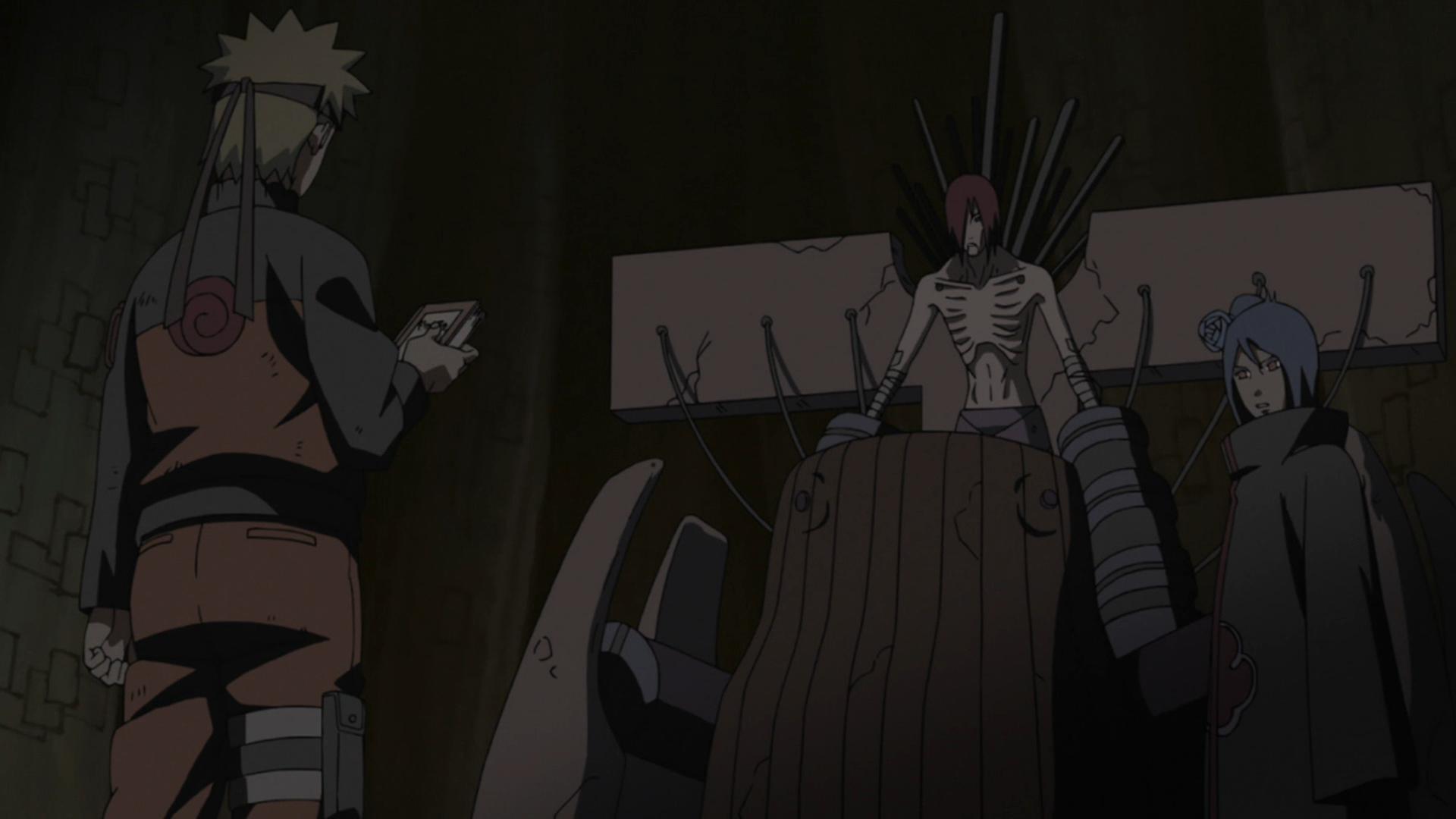 Jiraiya with Yahiko, Nagato and Konan #naruto | Naruto | Pinterest ...