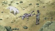 Sakon e Ukon derrotados