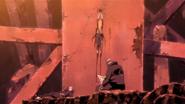Yugito derrotada por Hidan e Kakuzu