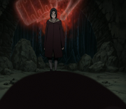 Itachi's Break In