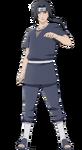 Itachi - Sem Manto (Render)