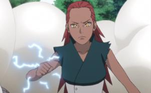 Karui's Lightning Release