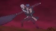 Mitsuki vs Shizuma