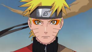 Naruto Modo Sabio HD