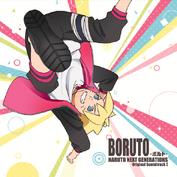 Boruto- Naruto Next Generations Original Soundtrack I