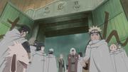 Escuadrón de Ocho Hombres Anime