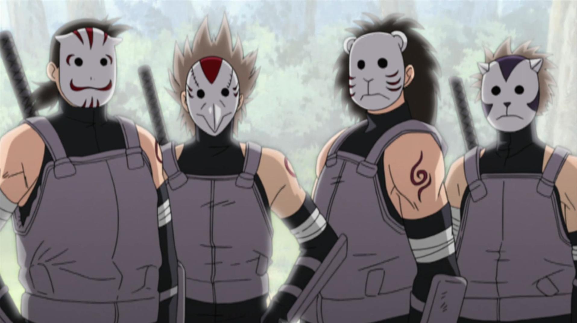 Anbu Narutopedia Fandom Powered By Wikia