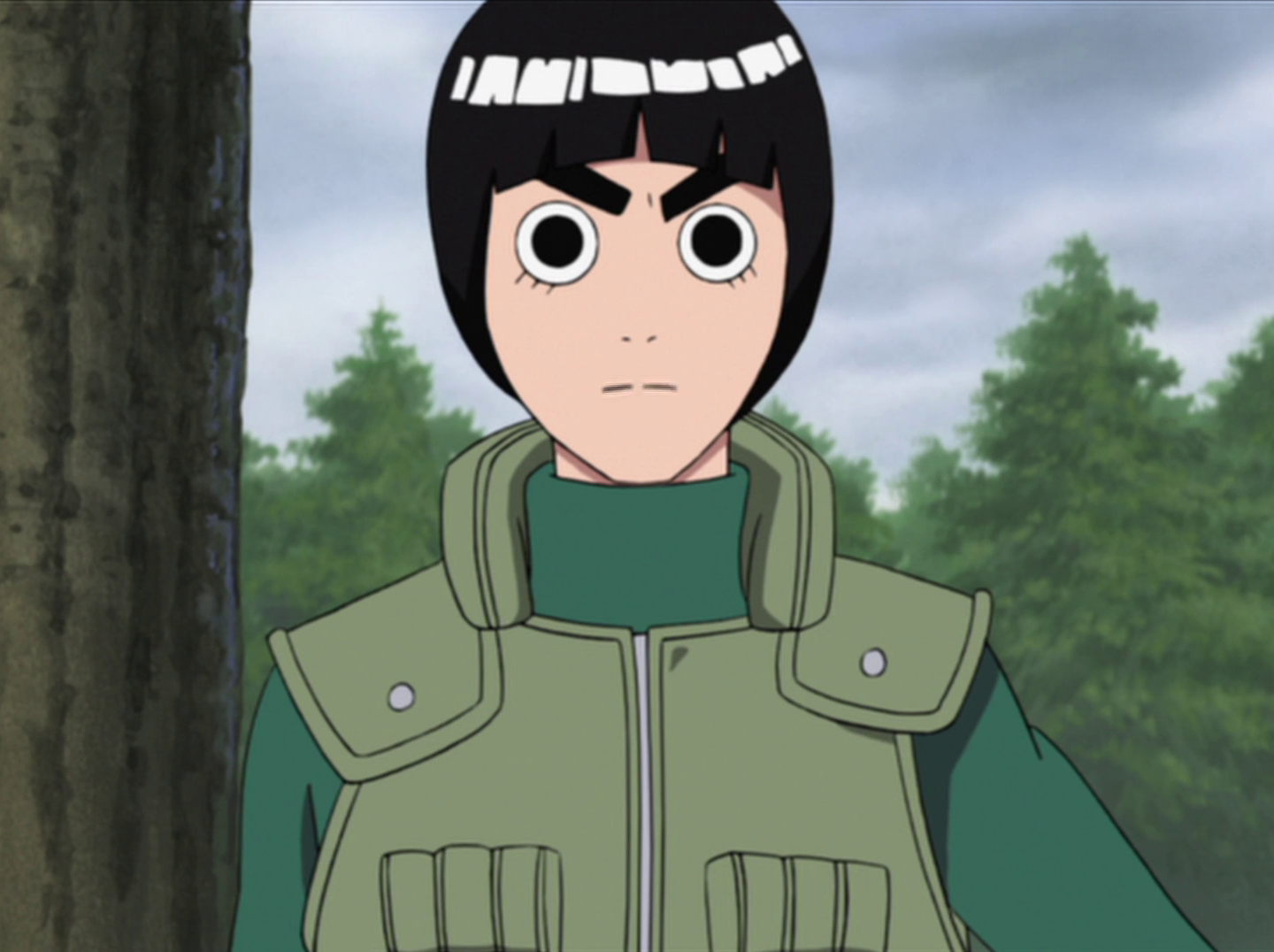 Does Rock Lee Ever Win A Fight