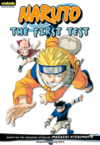 Naruto Libros de Capítulos La Primera Prueba