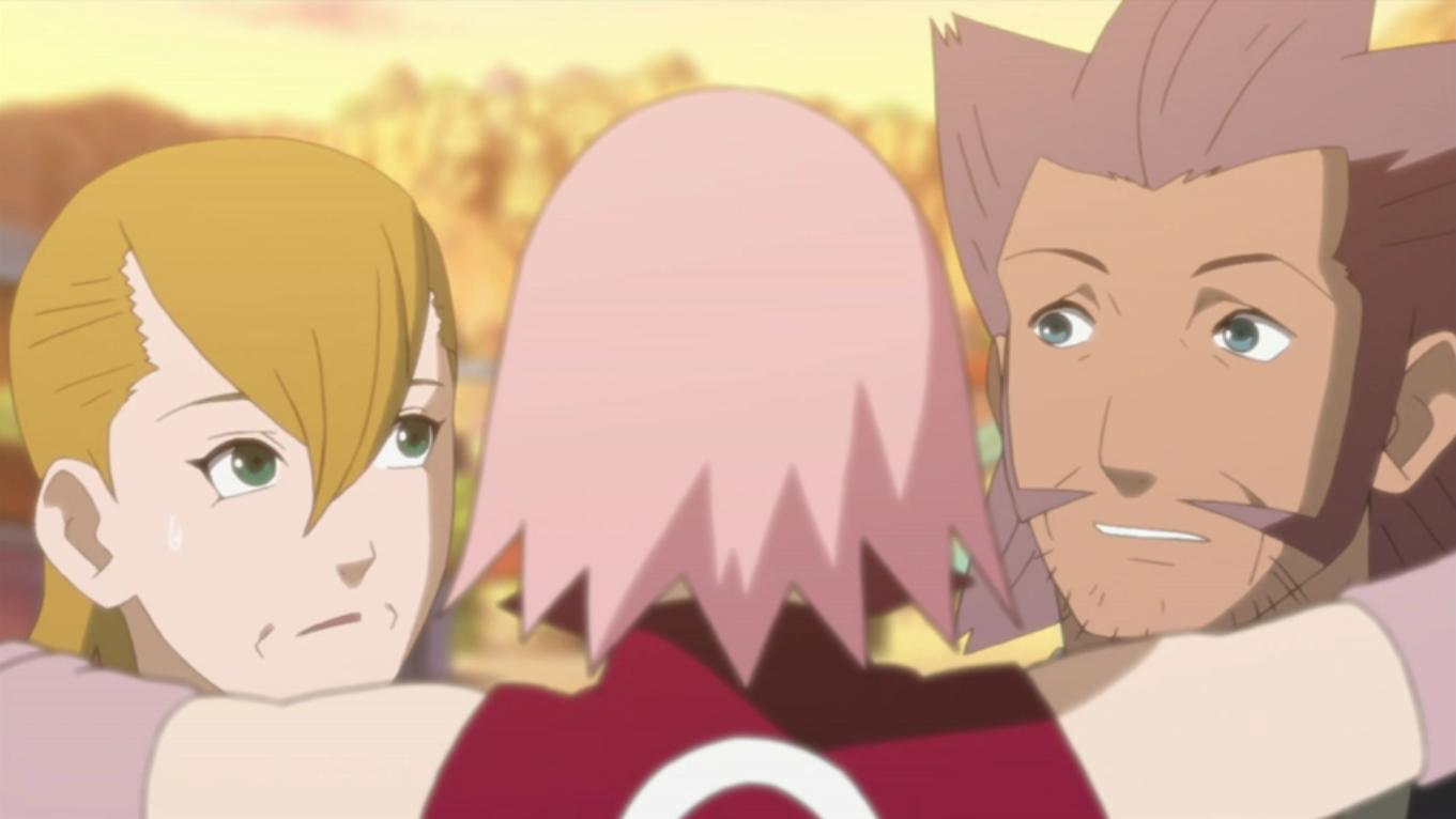 Kizashi Haruno Narutopedia Fandom Powered By Wikia